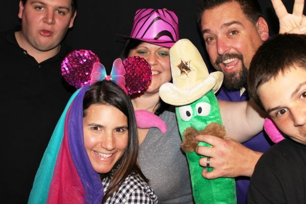 photo booth Rancho Cordova